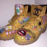 custom-painted-timberland-boots